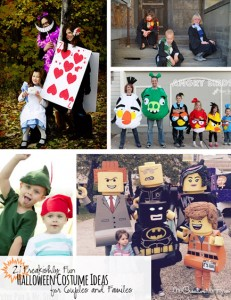 21 Freakishly Fun Couples and Family Halloween Costumes