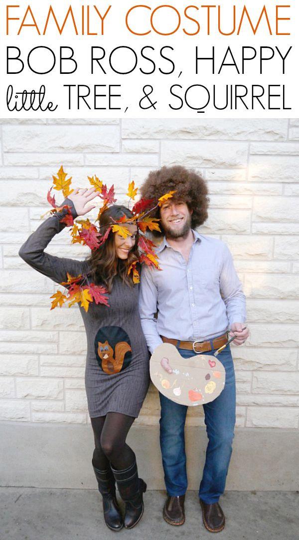 21 Freakishly Fun Couples and Family Halloween Costumes