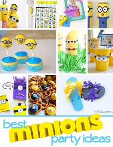 The Best Minions Party Ideas!