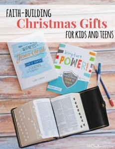 This year, give meaningful Christmas gifts that help kids and teens build faith {OneCreativeMommy.com} Book of Mormon Journal Review