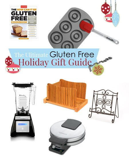 The Ultimate Gluten Free Holiday Gift Guide   25 Gluten Free Gift Ideas! {OneCreativeMommy.com}