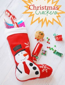 Christmas Crackers Stocking Stuffers