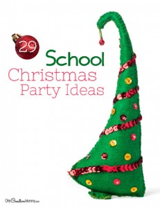 29+ Awesome School Christmas Party Ideas!