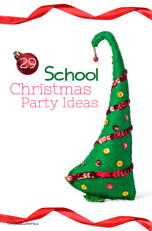 in charge of the classroom christmas party this year check out 29 fantastic ideas to
