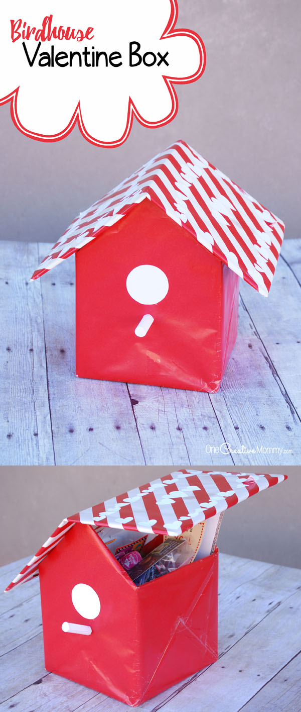 Kids Valentines Day Craft Ideas