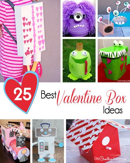 Valentine Box Ideas to Wow the Class!