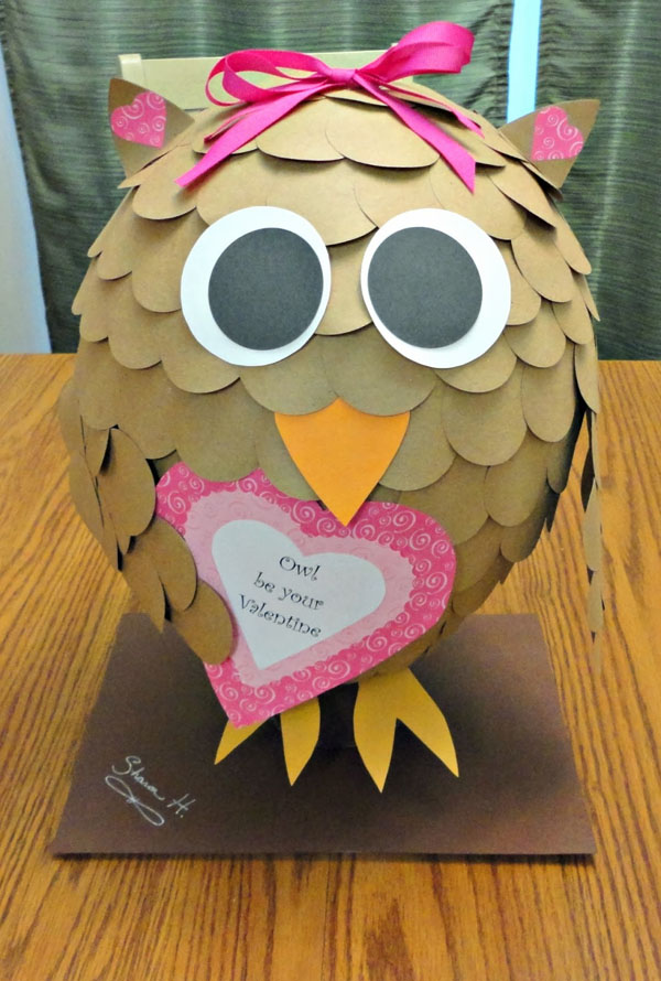 """Owl"" by Your Valentine 