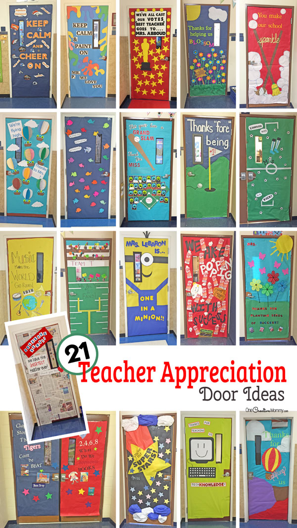 http://onecreativemommy.com/wp-content/uploads/2016/04/21-teacher-appreciation-door-ideas-2.jpg