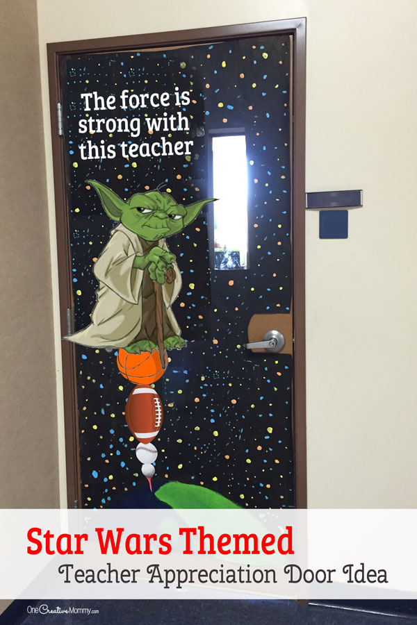 Decorating A Space Themed Classroom ~ Awesome teacher appreciation door ideas