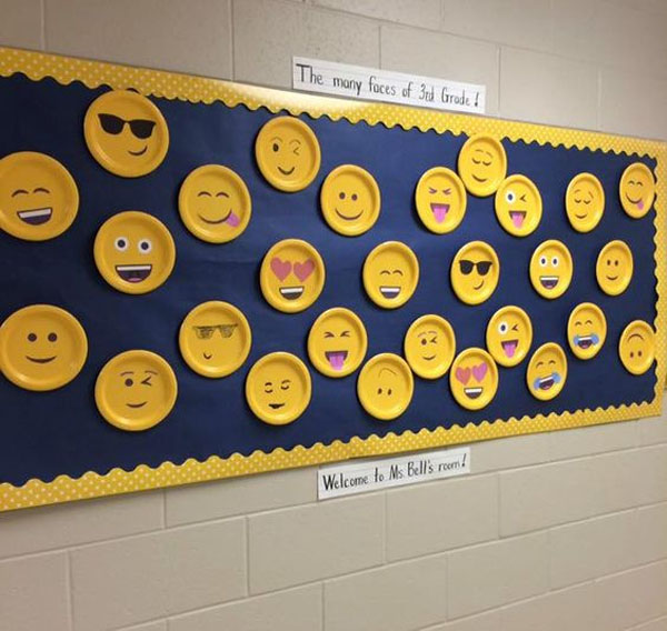 Check out this fun Superhero Door Idea featured in the Back to School Bulletin Board Ideas & Wow the class with these cool back to school bulletin board ideas ...