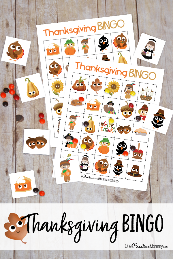 photo regarding Thanksgiving Bingo Printable referred to as Easiest Thanksgiving Bingo Video game!