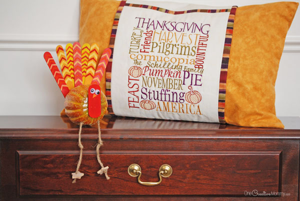 love these adorable turkeys onecreativemommycom - Pictures Of Turkeys For Kids 2