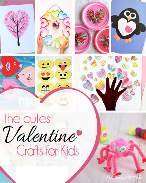 25+ amazing Valentine crafts to try right now!