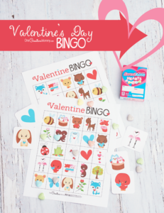 The absolute cutest Valentine's Day Bingo game! Now 2 styles!