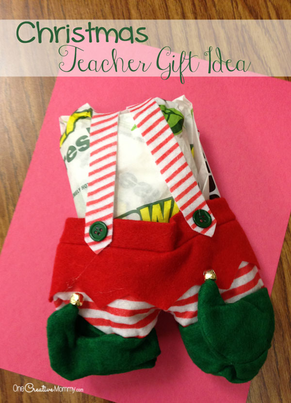 The Perfect Teacher Christmas Gift {Bring in Lunch on a Busy Day, and make - Best Christmas Gift Ideas For Teachers - Onecreativemommy.com
