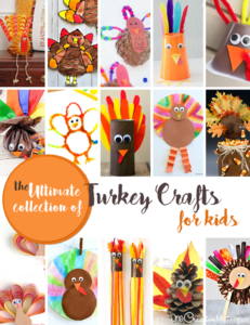 The Ultimate Thanksgiving Turkey Crafts Collection for Kids