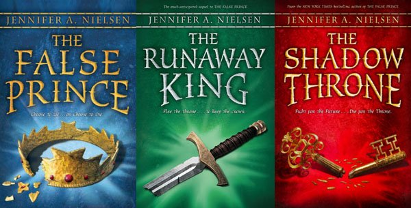 Best Clean Books for Teens and Tweens - The Ascendance Trilogy, by Jennifer Nielsen {OneCreativeMommy.com} http://amzn.to/2DEd0TZ