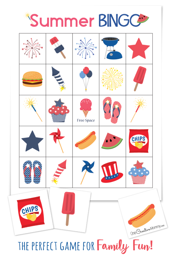 image relating to Spring Bingo Game Printable named No cost Summer season Bingo Sport