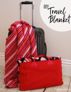 The travel blanket that will change the way you pack for your next trip!