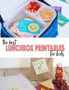 This site has the best free printables for school lunch! I'm so glad I found it. {OneCreativeMommy.com} #lunchboxjokes #lunchboxlovenotes #schoollunch