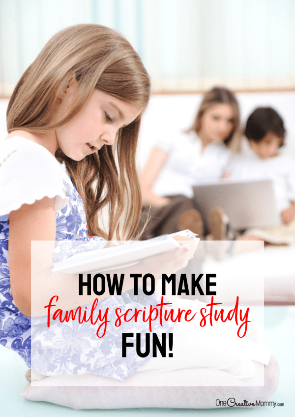 Make family scripture study fun for the whole family with Drawn In {These videos have transformed our family scripture study! So much fun.} #scripturestudy #lds #bookofmormonstories