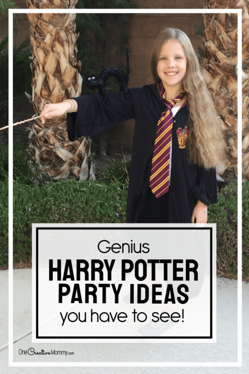 The best Harry Potter Party ideas
